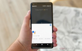 Pixel 2 XL touchscreen has dead spots around the edges