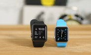 Apple once again leads the wearable market, followed by Xiaomi and Fitbit