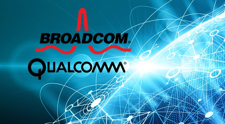 Qualcomm rejects $130bn Broadcom takeover bid