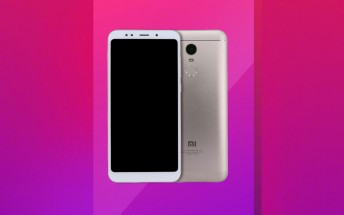 Xiaomi Redmi Note 5 leaks pour in