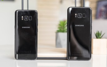 International Galaxy S8 and S8+ models are finally receiving the November security update