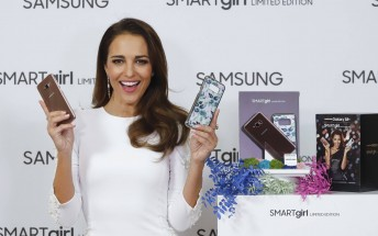 Samsung launches Galaxy S8+ SMARTgirl Limited Edition phone