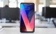 LG V30+ arrives at T-Mobile on November 17