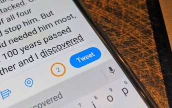 Twitter flips the switch for the new 280 character limit