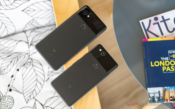 DEAL: Google Pixel 2 and Pixel 2 XL with €200 discount
