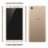 vivo V7 in Gold