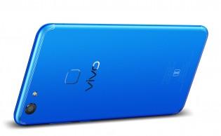 vivo V7+ in Energetic Blue