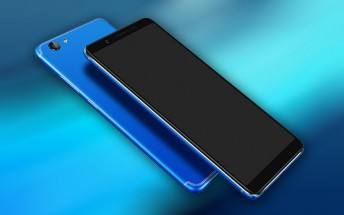 Energetic Blue vivo V7+ arrives