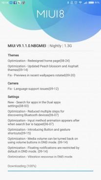 MIUI 9 on Xiaomi Mi 5s Plus