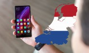 Xiaomi Mi Mix 2 arrives in the Netherlands