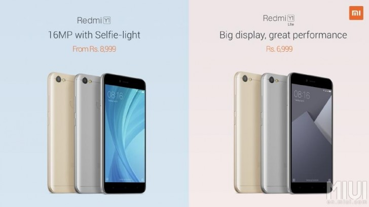 Imageresult for The Redmi Y1