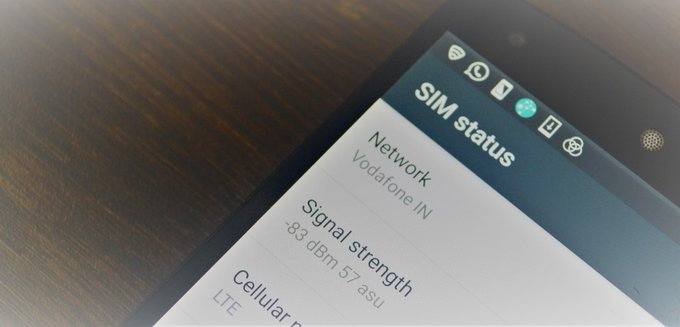 Future Android version may hide signal strength from users