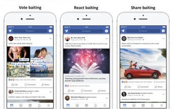 Facebook to start demoting posts with engagement bait titles