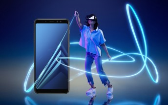 Samsung Galaxy A8 (2018) pre-orders begin today