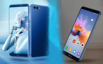 Huawei Honor 7X goes on sale in Europe and US, View 10 to follow next month
