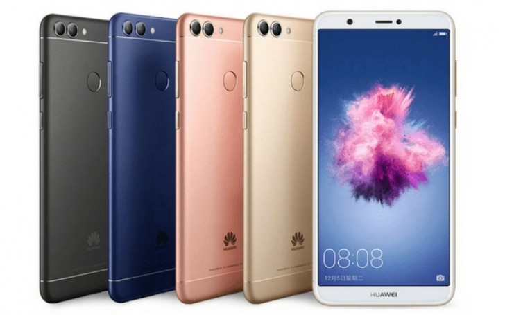 Huawei Enjoy 7S is finally official