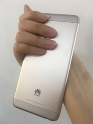 Huawei Enjoy 7S live images