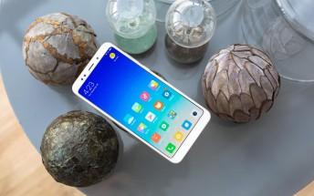 Xiaomi Redmi 5 Plus in for review