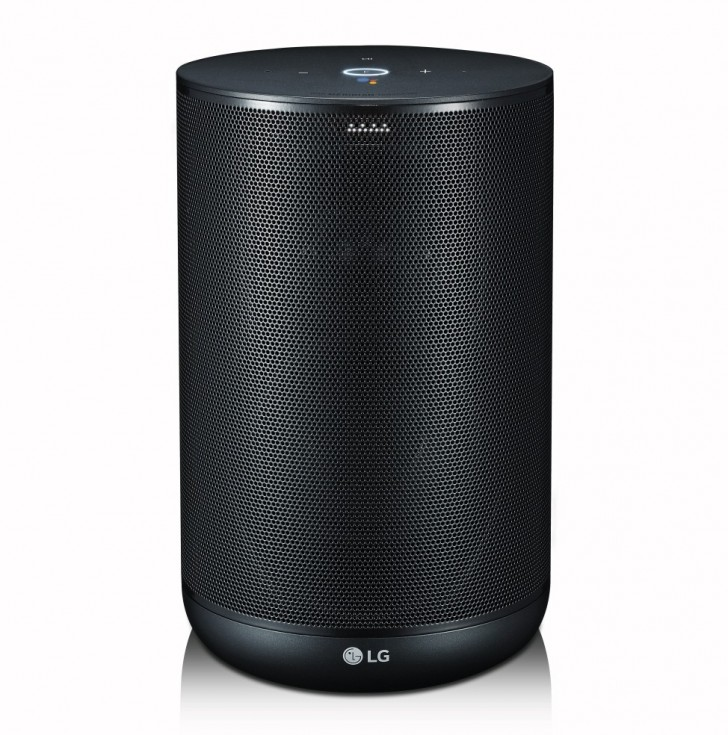 LG announces new ThinQ smart speaker to take on Google Home Max