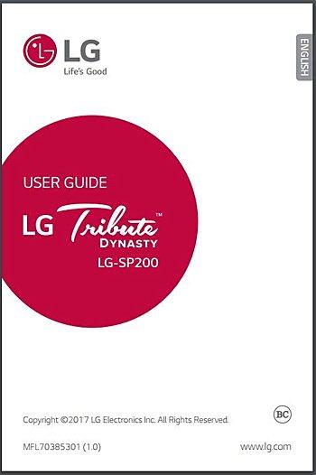 lg k10 2017 user manual