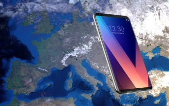 LG V30 to launch on European carriers by the end of the year