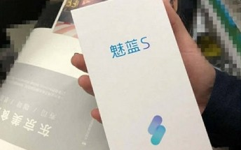 Retail box for Meizu M6S leaks in hands-on photo