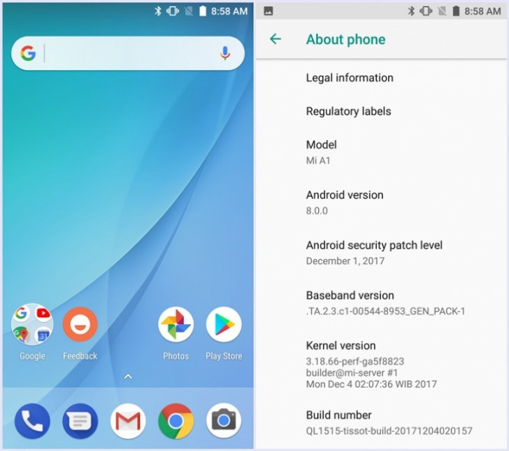 Xiaomi Needs Beta Testers For Android 8.0 Oreo On Mi A1
