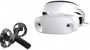Dell Visor Windows Mixed Reality Headset