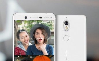Nokia 7 in Matte White to be available in China next week