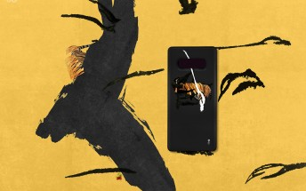 Samsung Galaxy Note8 X 99 AVANT limited edition artsy phone goes on sale