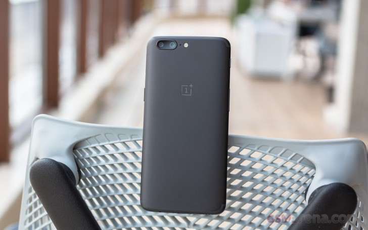 OxygenOS 4.5.15 Brings Various Fixes To The OnePlus 5