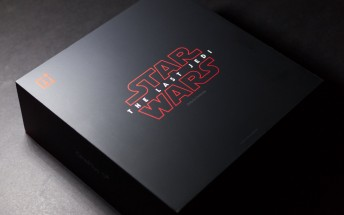 OnePlus to name a star after the first 37 customers of the OnePlus 5T Star Wars Limited Edition