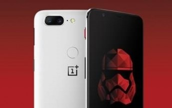 OnePlus announces OnePlus 5T Star Wars Limited Edition