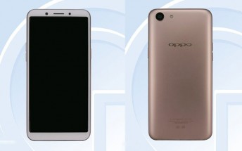 Oppo A85 pops up on TENAA