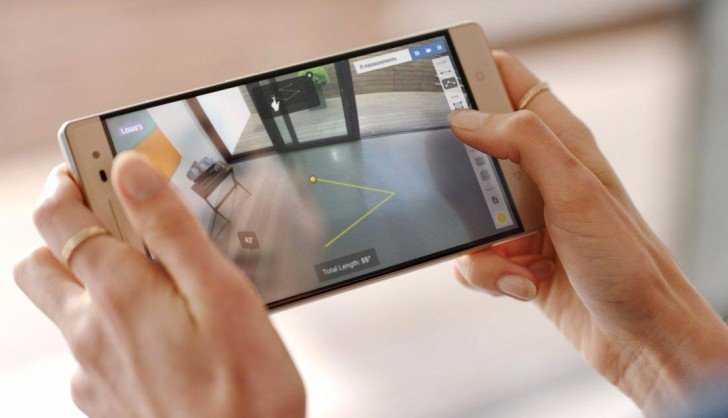 The Music Stops for Google's Project Tango