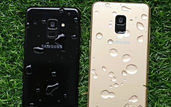 Samsung Galaxy A8 (2018) and A8+ (2018) star in a new hands-on video