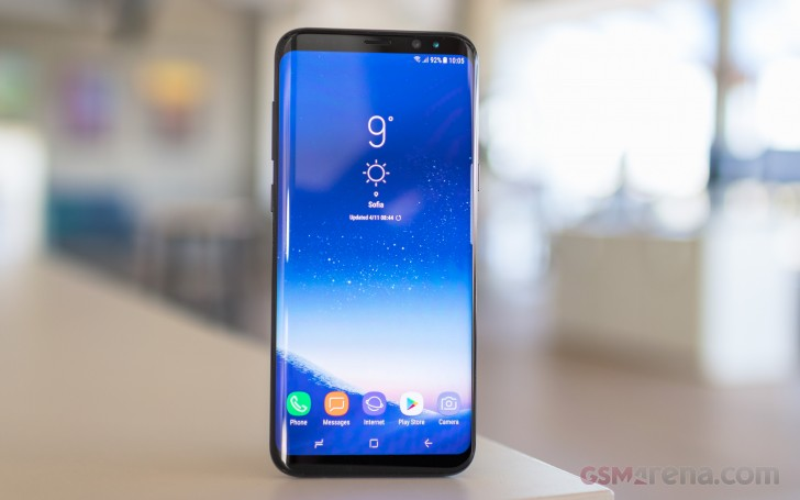 samsung galaxy s9 and s9 benchmarks confirm 18 5 9. Black Bedroom Furniture Sets. Home Design Ideas