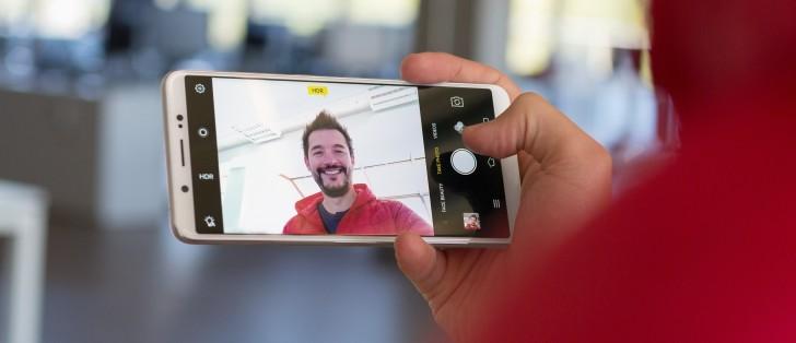 50fe1692379 Top 10 phones of 2017  Best selfie cameras - GSMArena.com news