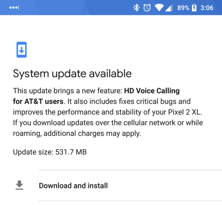 Samsung Galaxy S8/S8+ on Verizon getting Gigabit LTE support