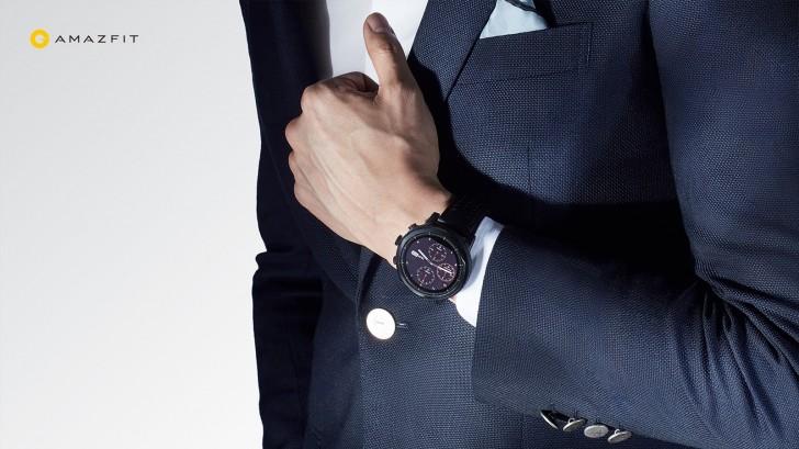 cedf3c4e7310 The Huami Amazfit 2 is Xiaomi s latest smartwatch offer - GSMArena ...