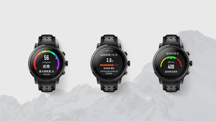 The Huami Amazfit 2 is Xiaomi's latest smartwatch offer - GSMArena