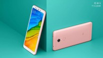 Xiaomi Redmi 5 in Pink