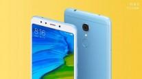 Xiaomi Redmi 5 in Blue