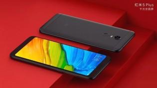 Xiaomi Redmi 5 Plus in Black