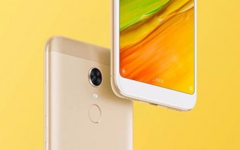 Xiaomi Redmi 5 and Redmi 5 Plus to arrive in four colors