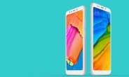 Xiaomi announces the Redmi 5 and Redmi 5 Plus with 18:9 screens