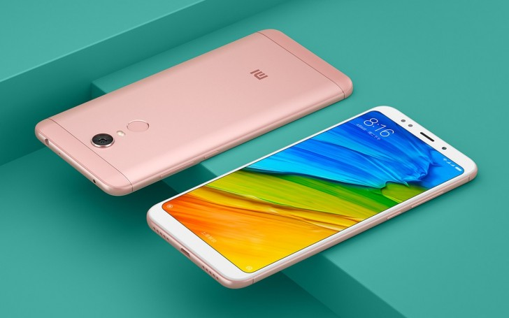 Xiaomi Redmi Note 5 is already here under the name Xiaomi Redmi 5 Plus