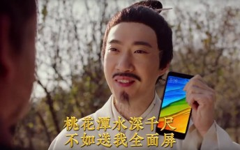 Xiaomi Redmi 5 leaks again, this time in promo video