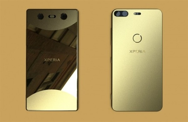 Upcoming fullscreen Xperia smartphones leak in images