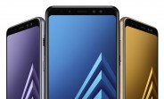 Samsung Galaxy A8 (2018) gets new update